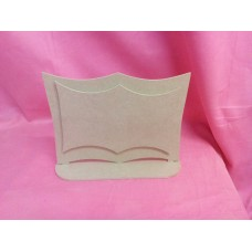standing 3 piece plaque small